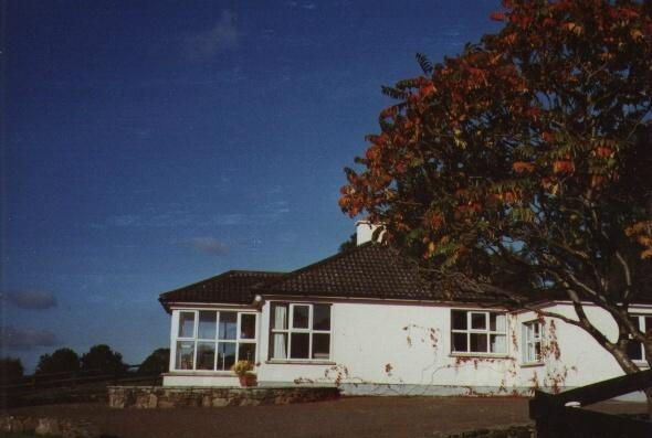 Oakwood, named accordingly as located in front of centuries old forest, on Fairymount Farm