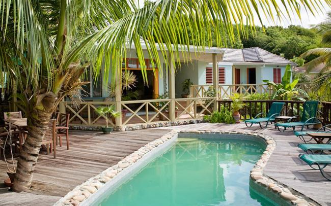 Villa Ordnance at English Harbour, Antigua - Ocean View, Walk To Beach, Pool