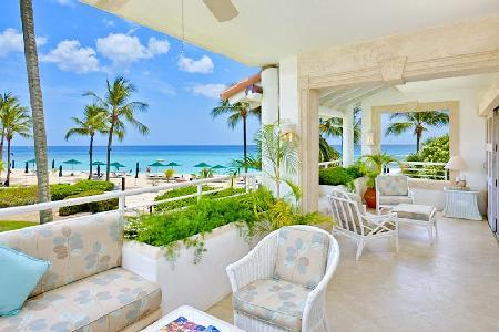 Eternity at Glitter Bay - Lovely corner unit featuring two large balconies overlooking the beach - Image 1 - Glitter Bay - rentals