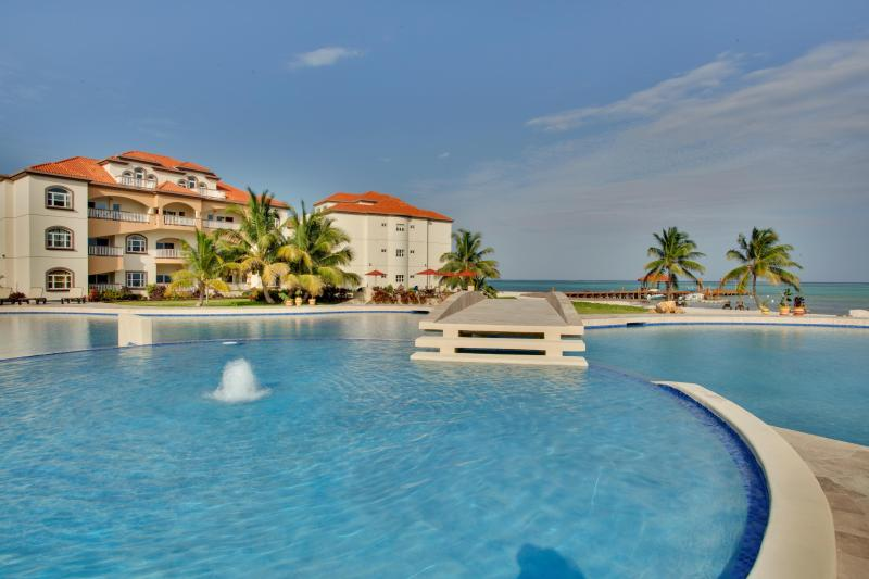 Grand Caribe - Ambergris Caye les plus récente et la plus Exclusive Resort !