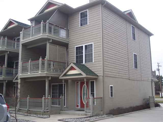 Large Patio and 2 Balconies