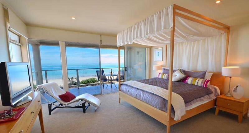 Bedroom Suite of Adelaide Luxury Beach House