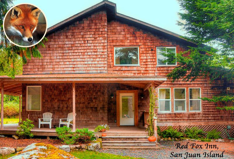 Enjoy the natural splendor of San Juan island from the comfort of a fully renovated home.