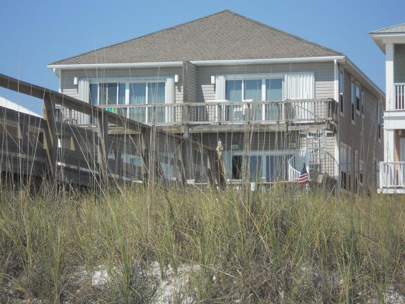 Town home from the beach