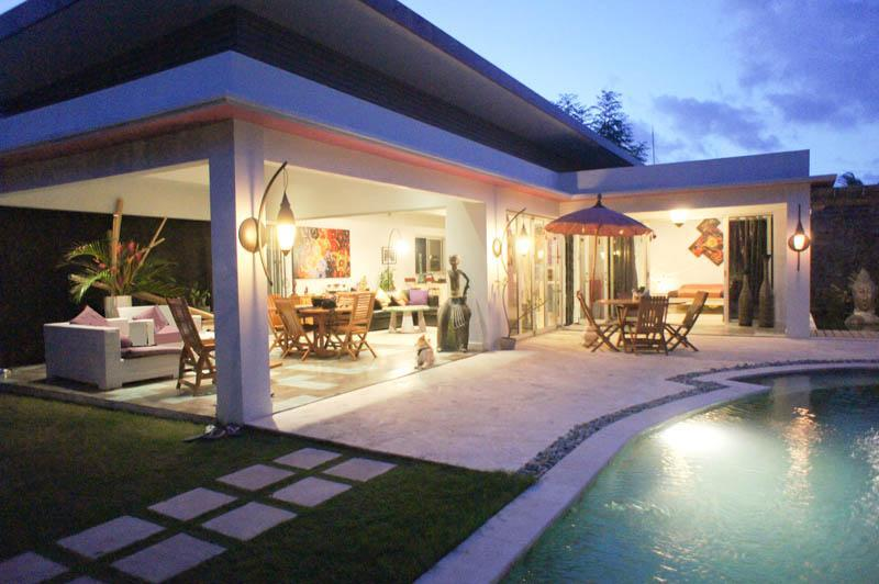 Luxurious Private Villa in the Center of Seminyak - Image 1 - Seminyak - rentals