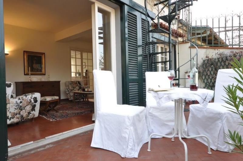 Terrace - Apartment in Florence with panoramic terrace - Florence - rentals