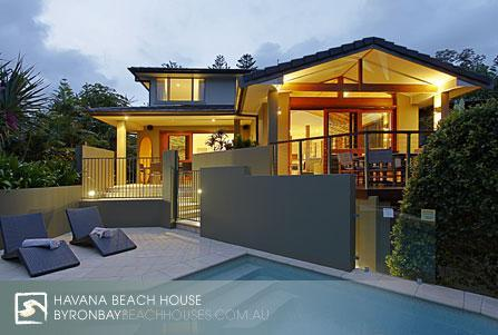 Byron Bay Beach Houses Australia - Havana Beach House