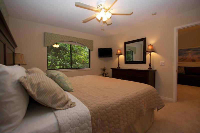 Master Bedroom - Accepting Late Summer/Fall reservations - Book Now! - Hilton Head - rentals