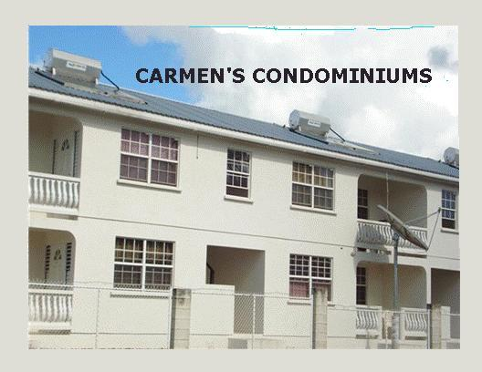 Carmen's Barbados Accommodations