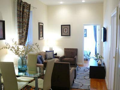 #4F-Luxury 2 BR Vacation Aprtment, Fully furnished - Image 1 - New York City - rentals