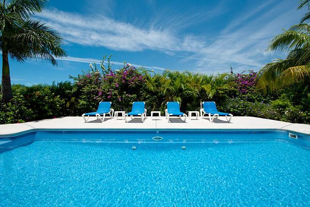 Grace Bay Townhomes Pool!