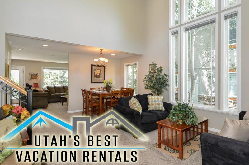 Beautiful park-side home near Cottonwood Canyons skiing - *Summer Deal!* 50% Off 2nd Nt w/ 2+ Nts Now-Aug 1! - Salt Lake City - rentals