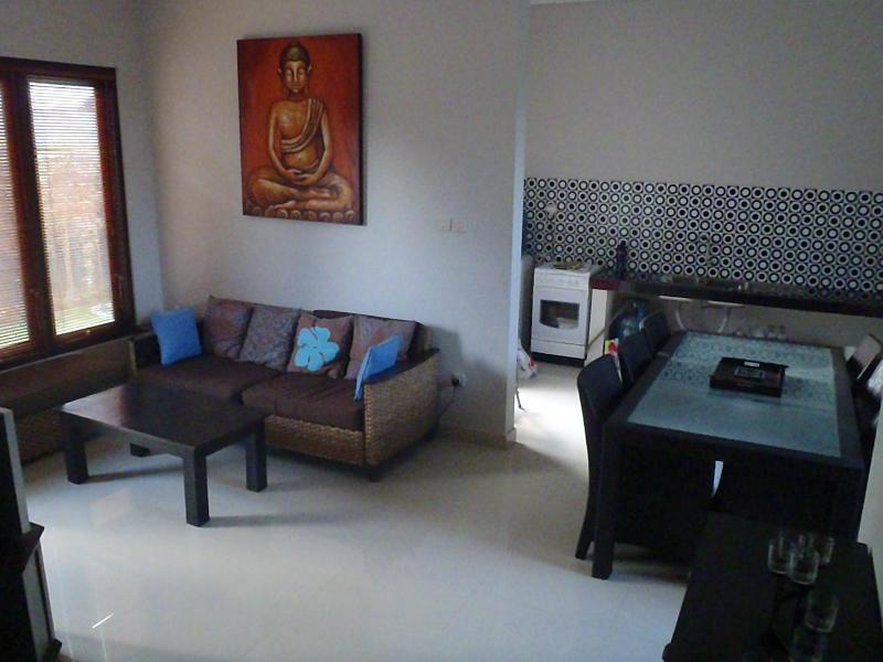 Living/dining room/kitchen open planned - Dreamland House - Ungasan - rentals