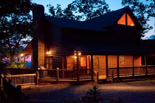 Welcome to your luxury Blue Ridge GA vacation cabin rental home
