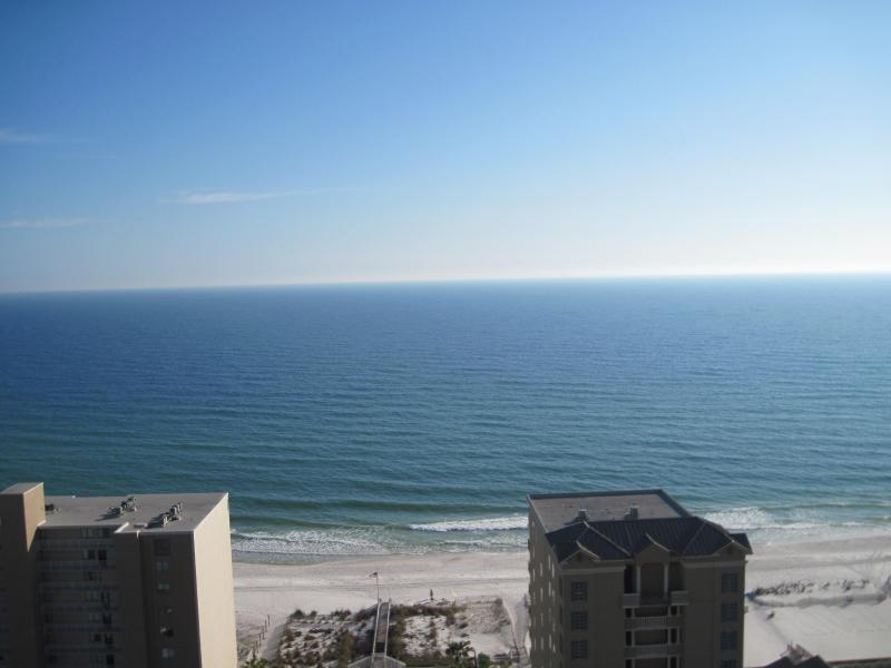 Incredible Gulf View from the 18th floor!
