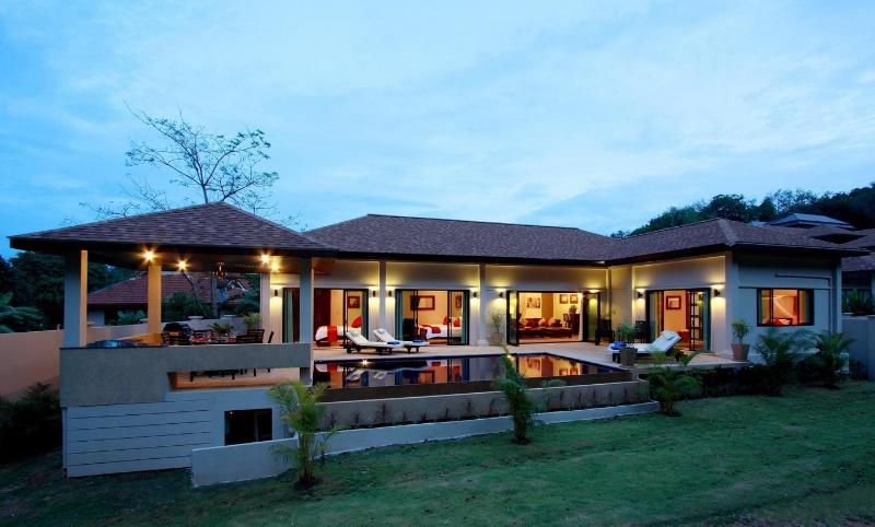 Beautiful Crystal Villa - Romantic, Private Pool, 4 Bedroom, Crystal Villa - Rawai - rentals