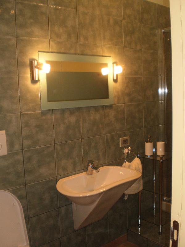 Family Suite shower room