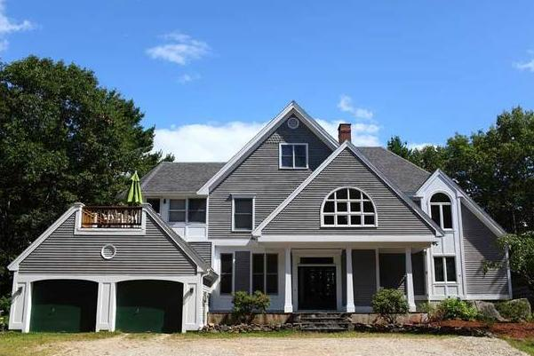 Entrance to Home  - *NEW* Spacious Kennebunkport Vacation Home Rental - Kennebunkport - rentals