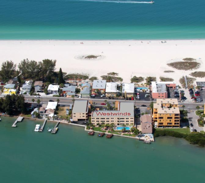 Westwinds Waterfront Resort - Where the Beach Meets the Bay