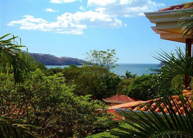 Spectacular views, steps away from the beach