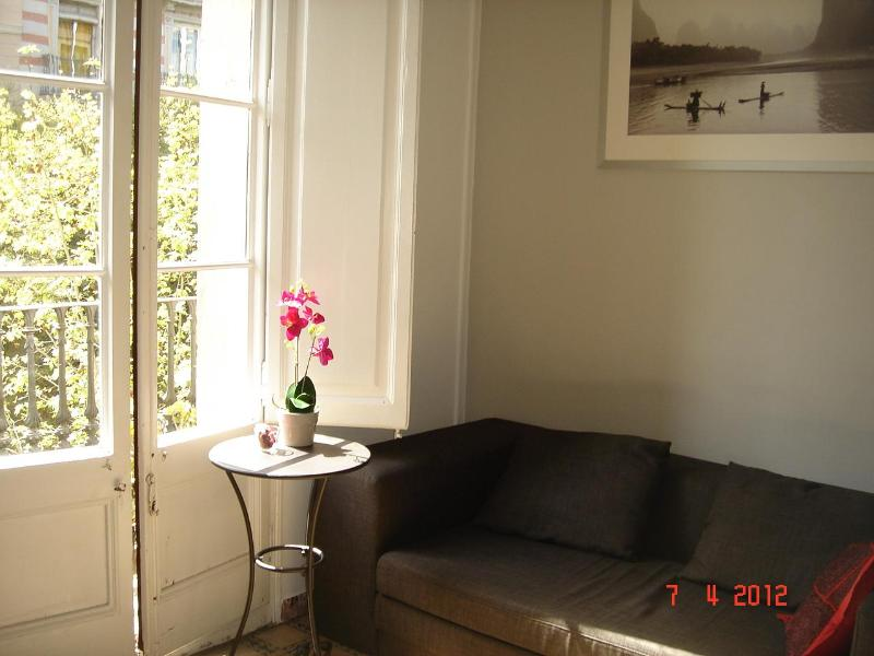 Living room - CENTRAL APARTMENT IN BARCELONA - Barcelona - rentals