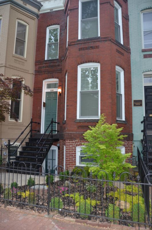 1890 Victorian on Capitol Hill, Garden Suite