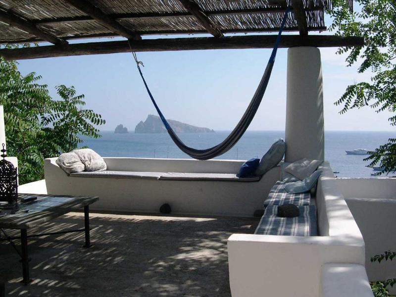 Villa Panarea, splendid sea views - Image 1 - Panarea - rentals