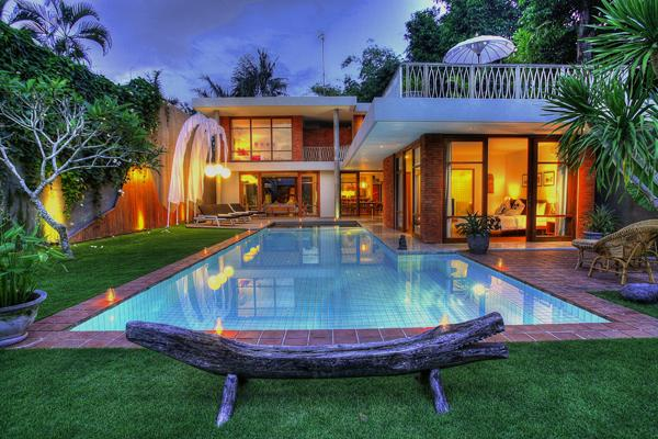4 BEDROOMS VILLA FOR RENT IN   SEMINYAK - Image 1 - Seminyak - rentals