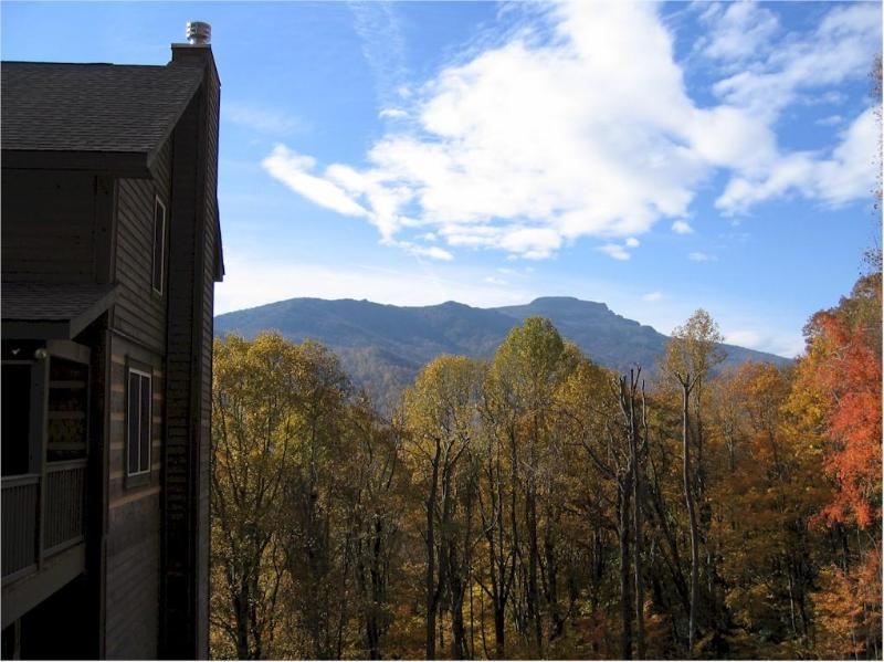 Grandfather Mountain View - Shadow Mountain Cabin/ Hot Tub/ Mountain View - Banner Elk - rentals