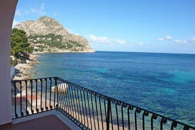 Casa Sant'Elia - Waterfront house near the village of Sant'Elia - Palermo - rentals