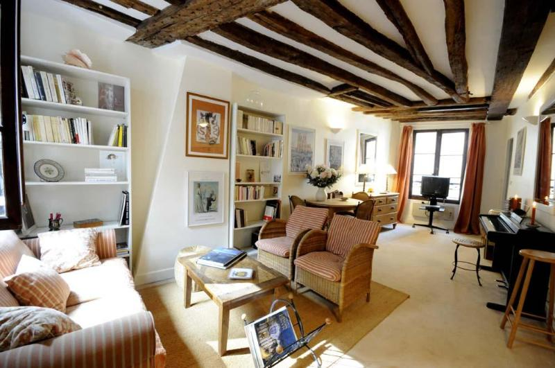 An Exclusive Gem at Notre Dame - Image 1 - 4th Arrondissement Hôtel-de-Ville - rentals