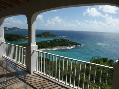 Spectacular Views of the Carribean Sea