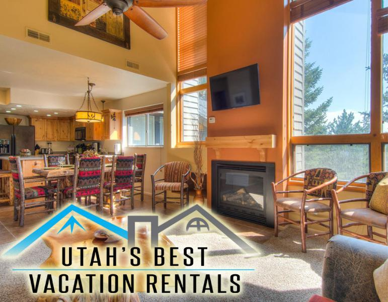 Perfect ski home in Park City at Canyons Resort