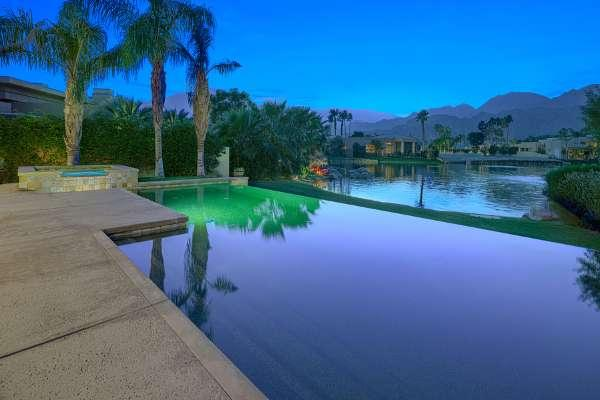 PGA West Custom Stadium Estate - Image 1 - La Quinta - rentals