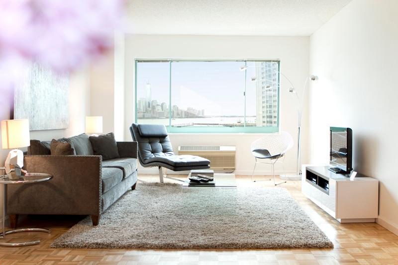 Living with a view ! - Sky City at Newport - 2-bedroom - Jersey City - rentals