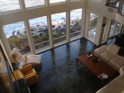 3rd Story View - Wavedancer Beautiful New Custom Home - Depoe Bay - rentals