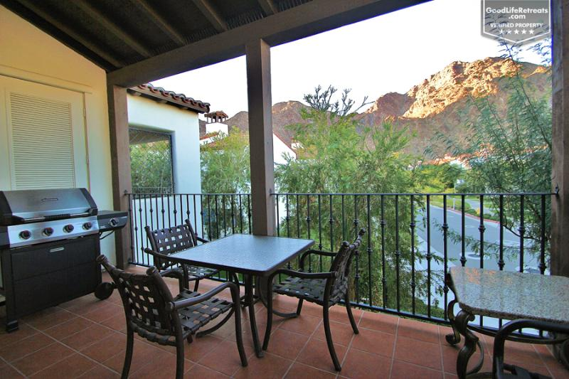 Welcome to our condo at Legacy Villas. Beautiful views of the nearby mountains.