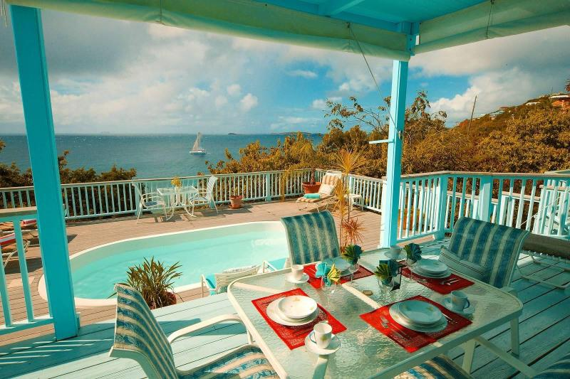 Enjoy the views of the Caribbean Sea from every room!