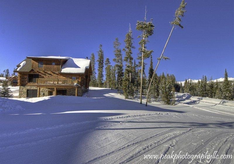 Powder Ridge Little Shadow Catcher (Cabin 118) - Image 1 - Big Sky - rentals