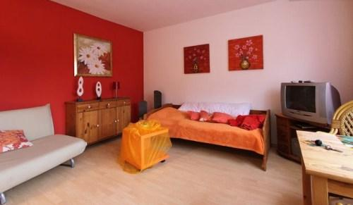 Vacation Apartment in Mittelnkirchen - 269 sqft, bright, compact, comfortable (# 3227) #3227
