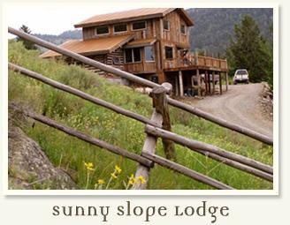 Sunny Slope Lodge - Eco Friendly, Custom Lodge Overlooking Yellowstone - Gardiner - rentals