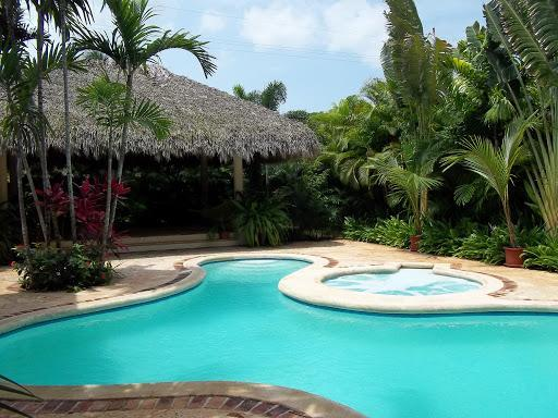 Pool area - SUPER SAVINGS!!! 500 USD /NIGHT ( 1 week rental ) - La Romana - rentals