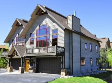 Alpine Vista ~ 4 Bedroom Townhome ~ 4 Bedrooms - Image 1 - Steamboat Springs - rentals