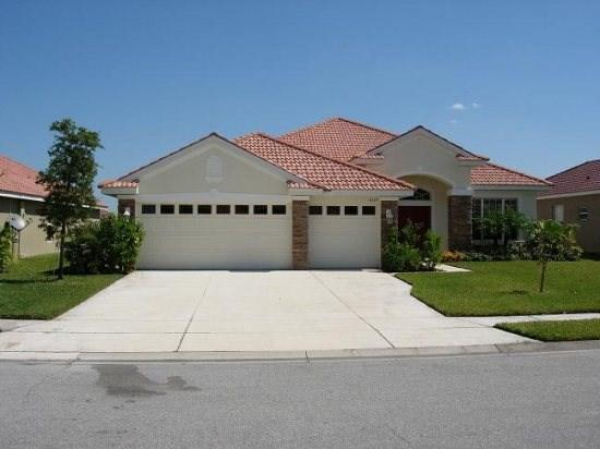 Front of Home - (ML01) Beautiful spacious home close to University Parkway. - Bradenton - rentals