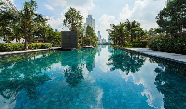 Infinity 5th Floor Pool