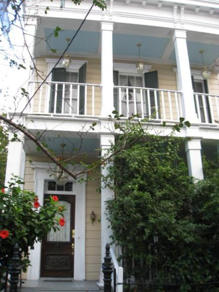 Classic Greek Revival Architecture - $2000 wk/3br house- Great location Low Garden Dist - New Orleans - rentals