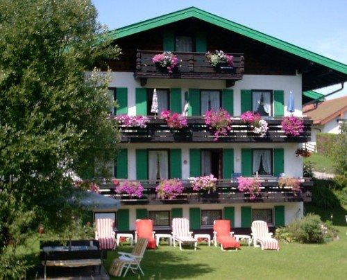 Vacation Apartment in Ruhpolding - 484 sqft, unique, central, quiet (# 3377) #3377