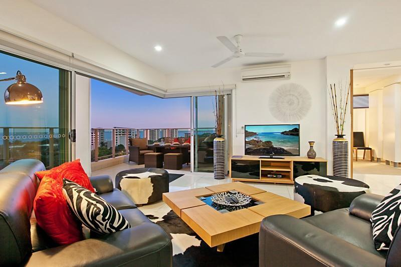 A great area to unwind after a busy day of exploring to catch a movie or watch sport  on Foxtel
