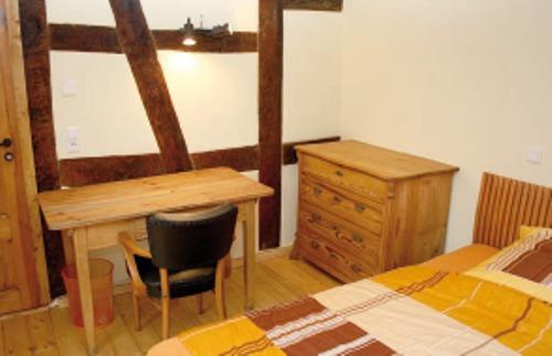 Guest Room in Egelsbach - comfortable, bright, wood furnishings (# 3403) #3403