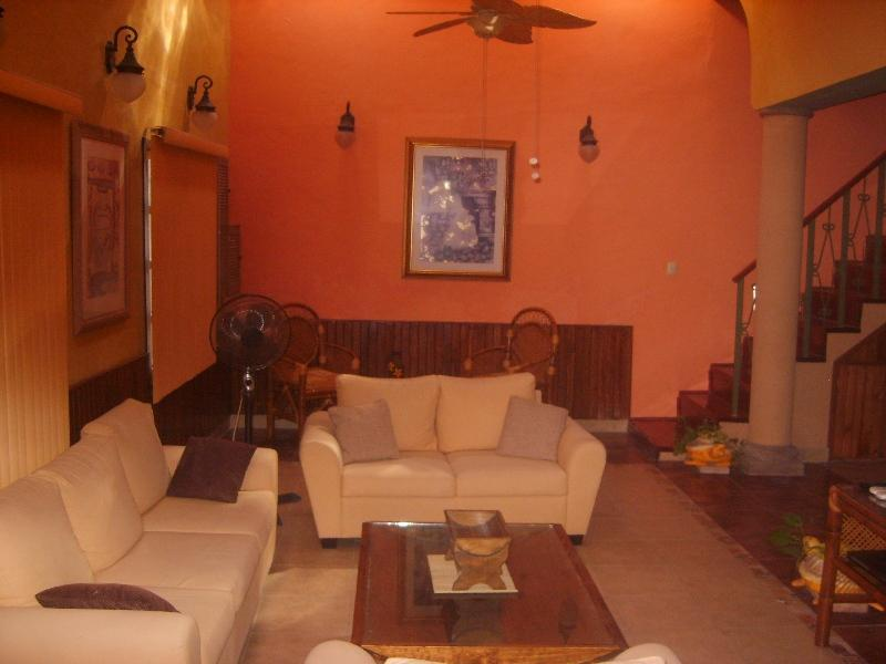 Living Room - Casa Merida-Luxurious Vacation Home In The Yucatan - Merida - rentals